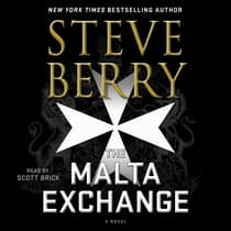The Malta Exchange by Steve Berry audiobook