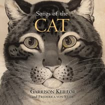 Songs of the Cat by Garrison Keillor audiobook