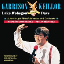Lake Wobegon Loyalty Days by Garrison Keillor audiobook