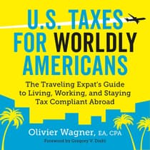 US Taxes for Worldly Americans by Olivier Wagner audiobook