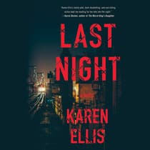 Last Night by Karen Ellis audiobook