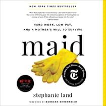 Maid by Stephanie Land audiobook