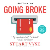 Going Broke, Updated Edition by Stuart Vyse audiobook