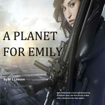 A Planet for Emily by M S Lawson audiobook