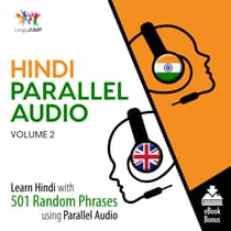 Hindi Parallel Audio Volume 2 by Lingo Jump audiobook