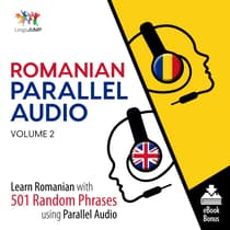 Romanian Parallel Audio Volume 2 by Lingo Jump audiobook