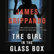 The Girl in the Glass Box by James Grippando audiobook