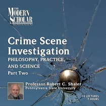 Crime Scene Investigation PT.2 by Robert C. Shaler audiobook