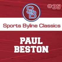Sports Byline: Paul Beston by Ron Barr audiobook