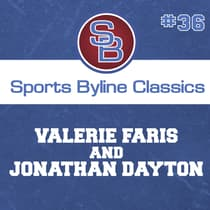 Sports Byline: Valerie Faris and Jonathan Dayton by Ron Barr audiobook