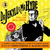 <i>Dr. Jekyll and Mr. Hyde</i> & <i>The Yellow Wallpaper</i> by Robert Louis Stevenson audiobook