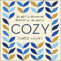 Cozy by Isabel Gillies audiobook
