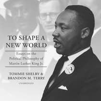 To Shape a New World by Tommie Shelby audiobook
