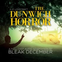 The Dunwich Horror by H. P. Lovecraft audiobook