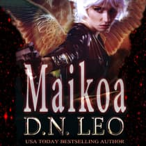 Maikoa - Dark Solar Trilogy - Book 3 by D.N. Leo audiobook