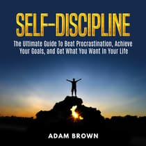 Self-Discipline:  by Adam Brown audiobook