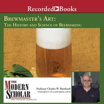 The Brewmaster's Art by Charles Bamforth audiobook