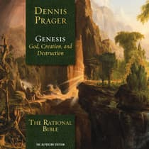 The Rational Bible: Genesis by Dennis Prager audiobook