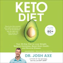 Keto Diet by Josh Axe audiobook