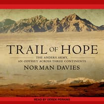 Trail of Hope by Norman Davies audiobook