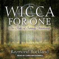 Wicca for One by Raymond Buckland audiobook