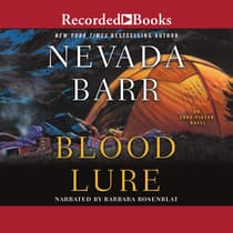 Blood Lure by Nevada Barr audiobook