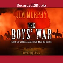 The Boys' War by Jim Murphy audiobook