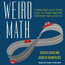 Weird Math by David Darling audiobook