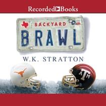 Backyard Brawl by W.K. Stratton audiobook