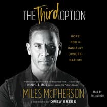 The Third Option by Miles McPherson audiobook