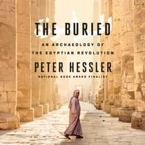 The Buried by Peter Hessler audiobook