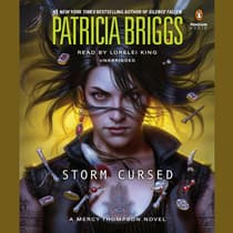 Storm Cursed by Patricia Briggs audiobook
