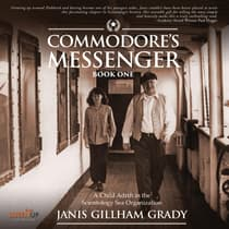 Commodore's Messenger by Janis Gillham Grady audiobook