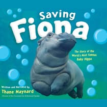 Saving Fiona by Thane Maynard audiobook
