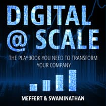 Digital @ Scale by Jurgen Meffert audiobook