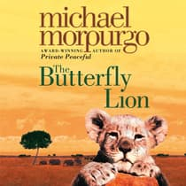 The Butterfly Lion by Michael Morpurgo audiobook