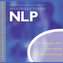 An Introduction to NLP by Joseph O'Connor audiobook