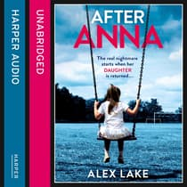 After Anna by Alex Lake audiobook