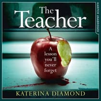 The Teacher by Katerina Diamond audiobook