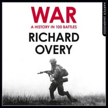 War by Richard Overy audiobook