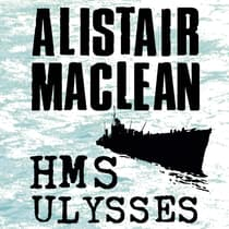 HMS Ulysses by Alistair MacLean audiobook