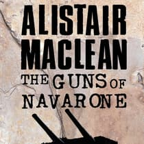 The Guns of Navarone by Alistair MacLean audiobook