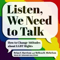 Listen, We Need to Talk by Brian F. Harrison audiobook
