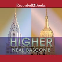 Higher by Neal Bascomb audiobook