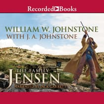 The Family Jensen by William W. Johnstone audiobook