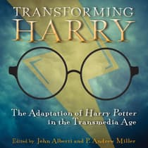 Transforming Harry by  audiobook
