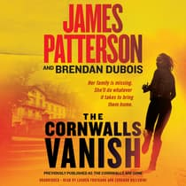 The Cornwalls Vanish by James Patterson audiobook