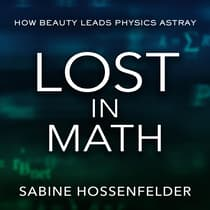 Lost in Math by Sabine Hossenfelder audiobook
