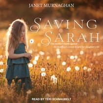 Saving Sarah by Janet Murnaghan audiobook