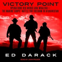 Victory Point by Ed Darack audiobook